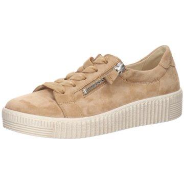 Gabor Sneaker LowSneaker beige