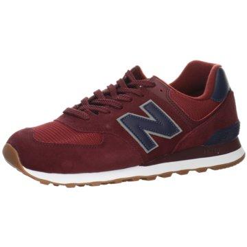 New Balance Sneaker LowML574 D - 774801 60 rot