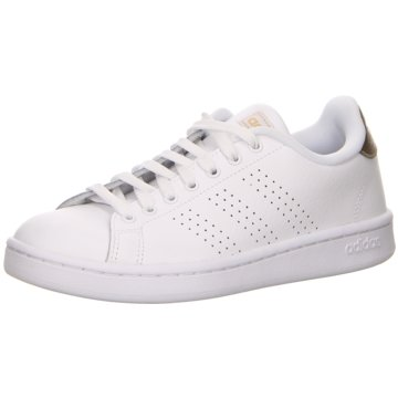 adidas Sneaker LowCloudfoam Advantage Women weiß
