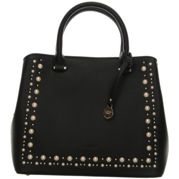 L.Credi Handtasche schwarz