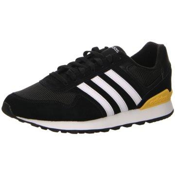 adidas Sneaker Low10K schwarz