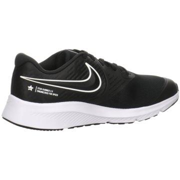 Nike Sneaker LowStar Runner 2 (GS) schwarz