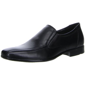 Salamander Business Slipper schwarz