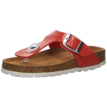 Lurchi by Salamander Offene Schuhe rot