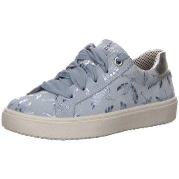 Superfit Sneaker Low blau