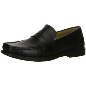Steptronic Business Slipper schwarz