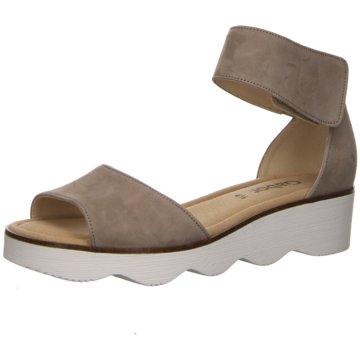 Sandalette Gabor Damen Shop Gabor Gabor exklusiv