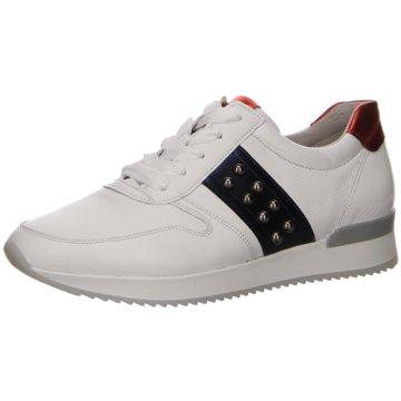 Gabor Sneaker World weiß