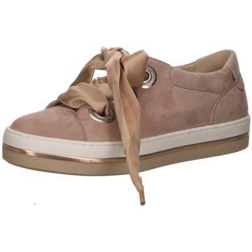 Gabor Plateau Sneaker beige