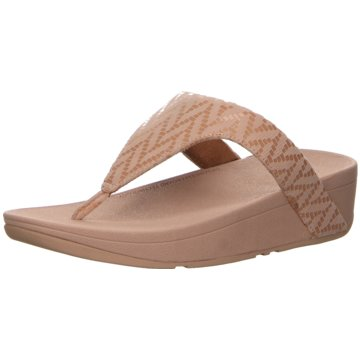 FitFlop Zehentrenner rot