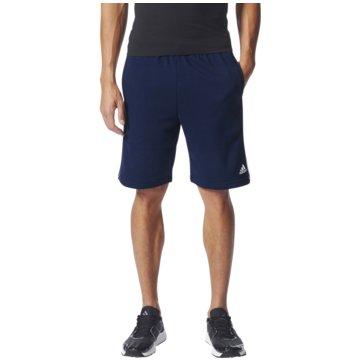 adidas Kurze HosenEssentials French Terry Shorts Herren blau blau