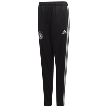 adidas TrainingshosenDFB Deutschland Trainings Pants Kinder Hose WM 2018 schwarz schwarz