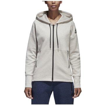 adidas Pullover weiß