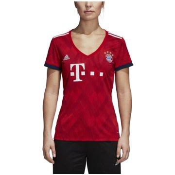adidas Fan-TrikotsFC Bayern München Heimtrikot 2018/19 rot