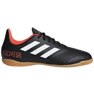 adidas Hallen-SohlePredator Tango 18.4 Indoor schwarz