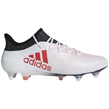 adidas Stollen-SohleX 17.1 SG weiß