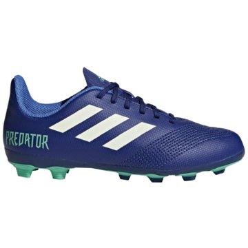 adidas Nocken-SohlePredator 18.4 FG Fußballschuhe blau