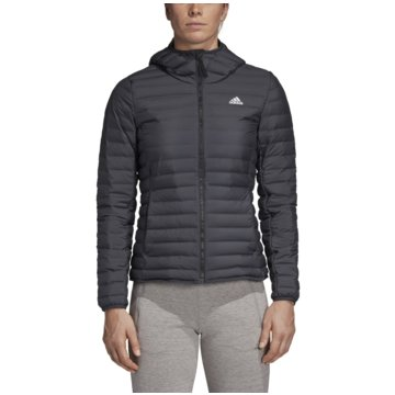 adidas Funktions- & OutdoorjackenVarilite Soft Hooded Jacket grau