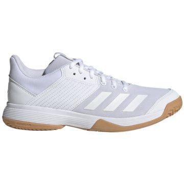 adidas HallenschuheLigra 6 weiß