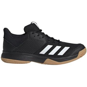 adidas HallenschuheLigra 6 Volleyballschuhe schwarz