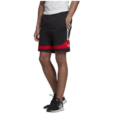 adidas kurze SporthosenTS TRF SHORT -