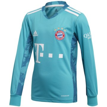 adidas FußballtrikotsFC Bayern München Torwarttrikot - FI6206 -