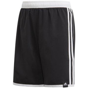 adidas BadeshortsYB 3S SHORTS schwarz
