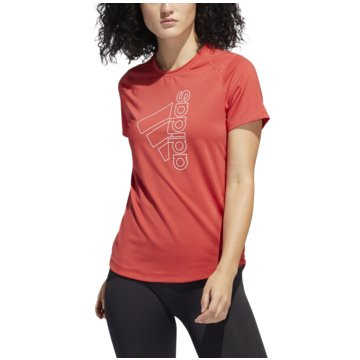 adidas T-ShirtsTECH BOS TEE - FQ1990 rot