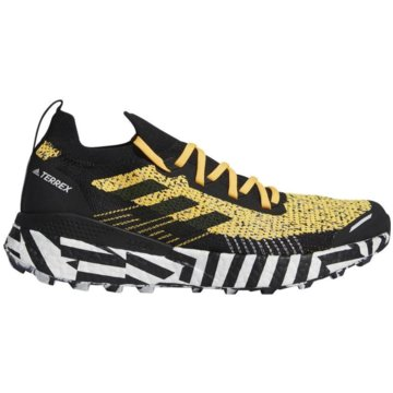adidas TrailrunningTerrex Two Ultra Parley Boost gold