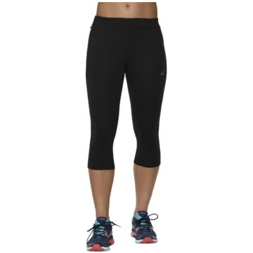 asics Tights schwarz
