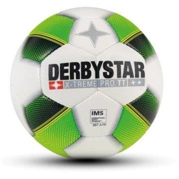 Derby Star BälleX-Treme Pro TT Fußball weiß