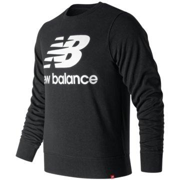 New Balance SweatshirtsMT91548 schwarz