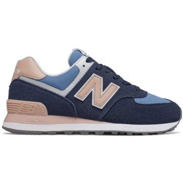 New Balance Sneaker LowWL 574 Senaker blau