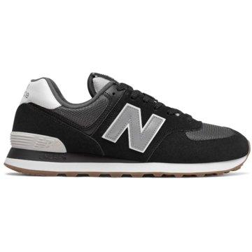 New Balance Sneaker LowML574 D - 774801 60 schwarz