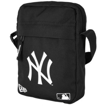 New Era UmhängetascheNew York Yankes Side Bag schwarz