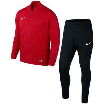 Nike TrainingsanzügeAcademy 16 Knit Trainingsanzug 2 Kinder rot rot