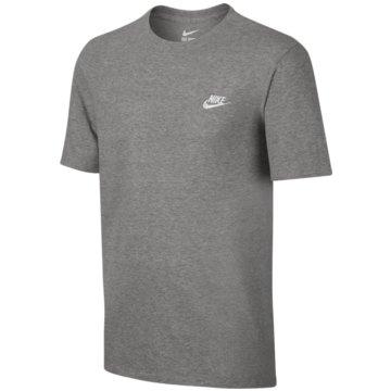 Nike T-ShirtsSportswear Tee grau