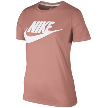 Nike Funktionsshirts lachs