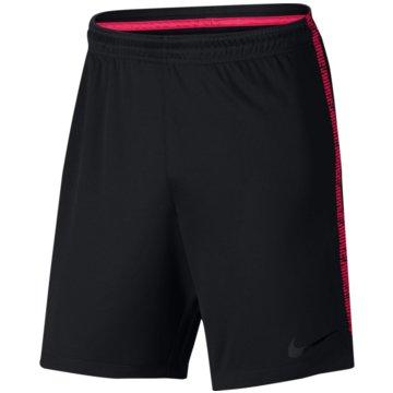 Nike Kurze HosenDry Squad Short schwarz