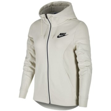Nike Übergangsjacken weiß