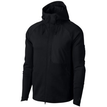 Nike SweatjackenSportswear Tech Fleece Jacket schwarz