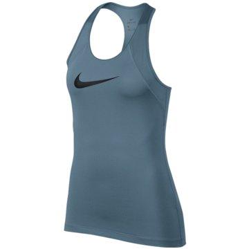 Nike TopsSportswear Pro Tank Top blau