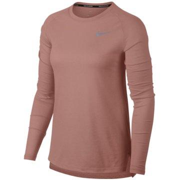 Nike LangarmshirtTailwind Long-Sleeve Running Top lachs
