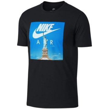Nike T-ShirtsSportswear Tee Air 1 schwarz