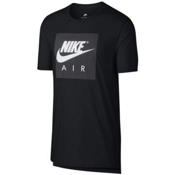 Nike T-ShirtsAir Sport Crew T-Shirt schwarz