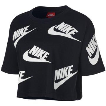 Nike DamenFutura Toss Cropped T-Shirt -