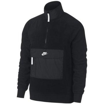 Nike SweaterSportswear 1/2-Zip Sweater schwarz