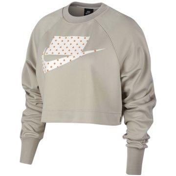 Nike SweaterSportswear Damen Crew beige