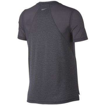 Nike T-ShirtsMiler Short-Sleeve Running Top grau