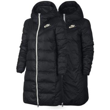 Nike SoftshelljackenNIKE SPORTSWEAR WINDRUNNER WOMEN'S - 939440 schwarz